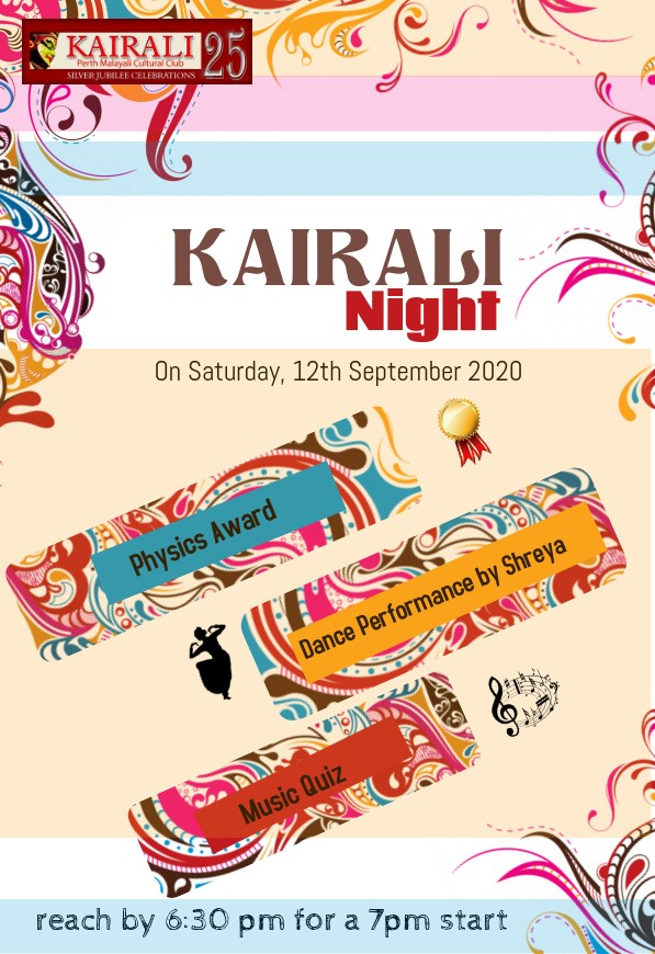Kairali Night - 12 Sep